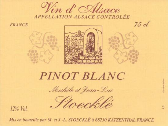 Alsace Pinot Blanc