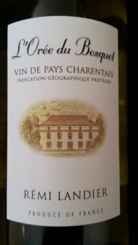 Vin de Pays Charentais