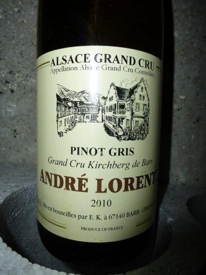 Alsace Grand Cru Kirchberg de Barr