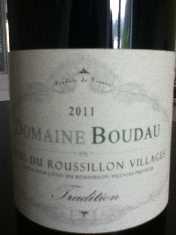 Côtes du Roussillon-villages