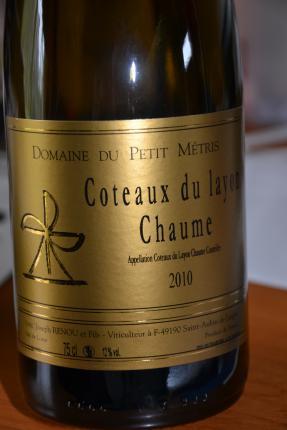 Coteaux-du-Layon-Chaume