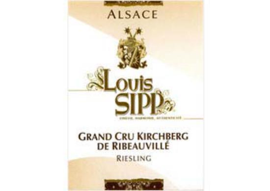 Alsace Grand Cru Kirchberg de Ribeauvillé