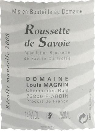 Roussette-de-Savoie