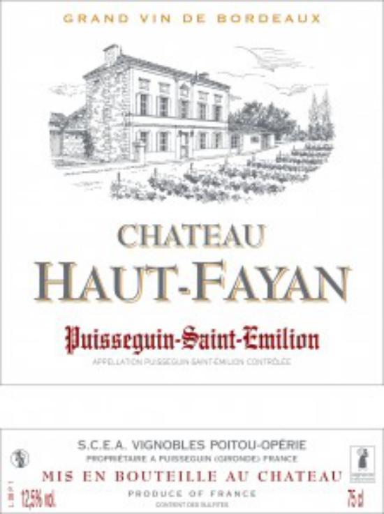 Puisseguin-Saint-Emilion