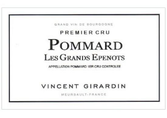 Pommard Premier Cru  Les Grands Epenots