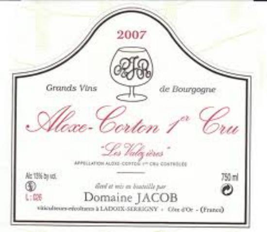 Aloxe-Corton Premier Cru