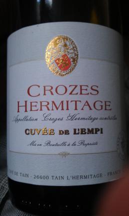 Crozes-Hermitage