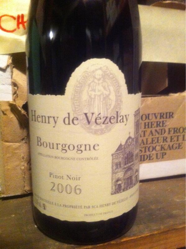 Bourgogne-Vézelay