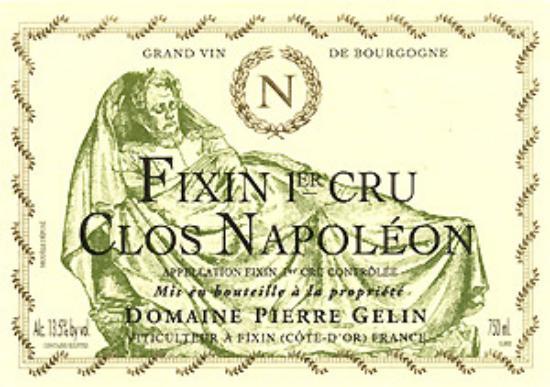 Fixin Premier Cru Clos Napoléon