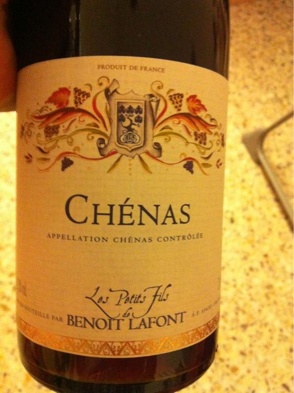 Beaujolais Chenas