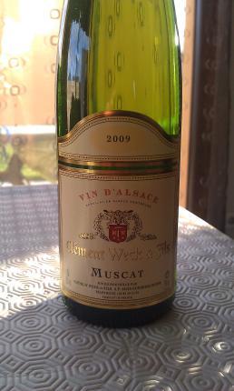 Alsace muscat