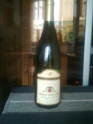 Alsace Edelzwicker