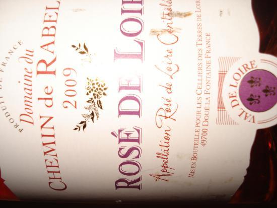 Rosé de Loire