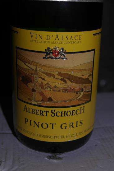 Alsace Pinot Gris