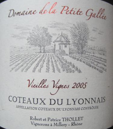 Coteaux du Lyonnais