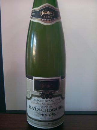 Alsace Grand Cru Hatschbourg