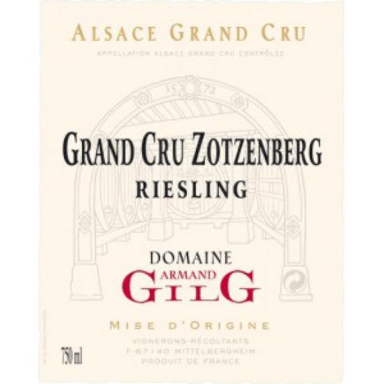 Alsace Grand Cru Zotzenberg