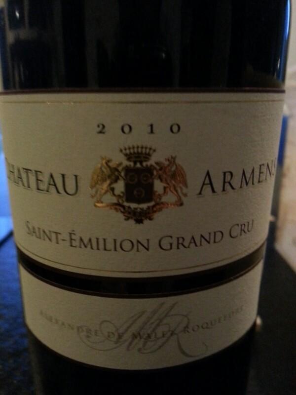 Saint-Emilion Grand Cru