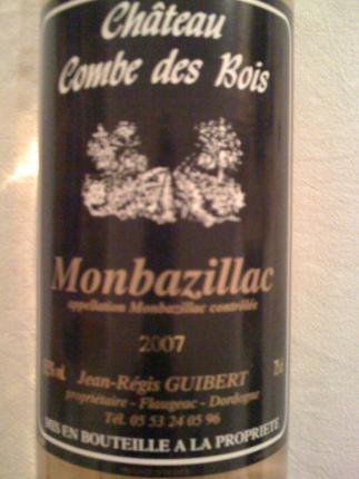 Monbazillac