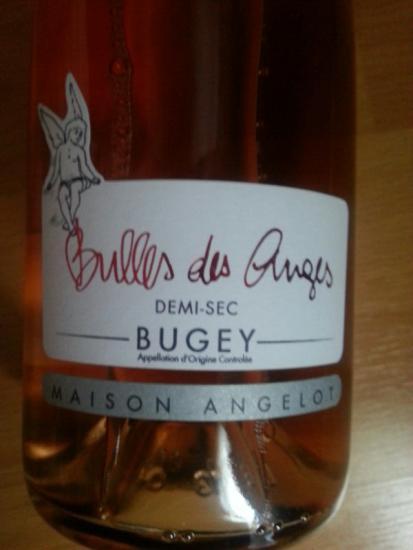 Vin du Bugey mousseux