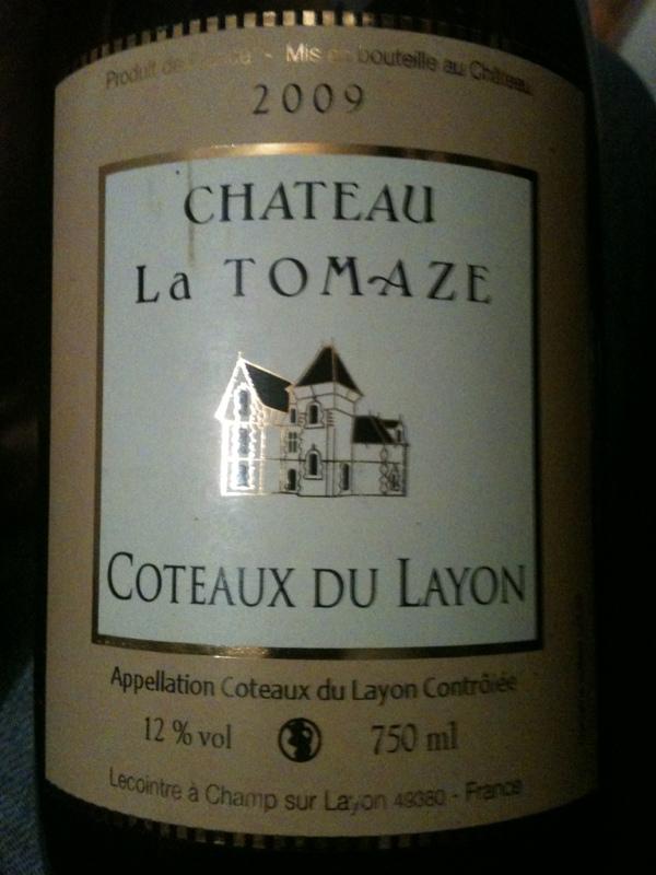 Coteaux-du-Layon-Saint-Aubin-de-Luigne